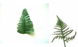 5-for-1-30-Artificial-Green-Fern-Leaf-wedding-craft-Buttonhole-corsage