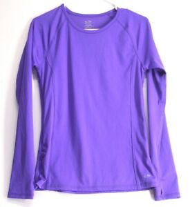 2f9e4f1797a6 Image is loading Champion-Women-039-s-Duo-Dry-Long-Sleeve-