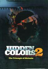 Hidden Colors Vol 2 - New Factory Sealed DVD