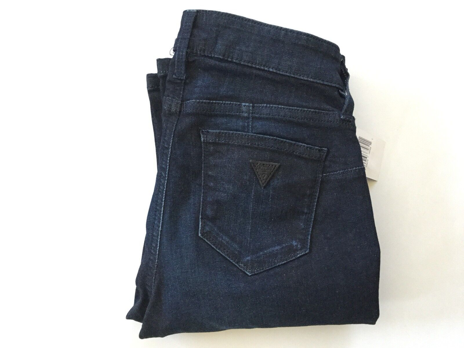Guess Women's Curve X Boot Jeans Skinny Fit With Slim Boot Leg Size 30