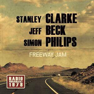 BECK-PHILIPS-CLARK-FREEWAY-JAM-RADIO-BROADCAST-CD-NEW