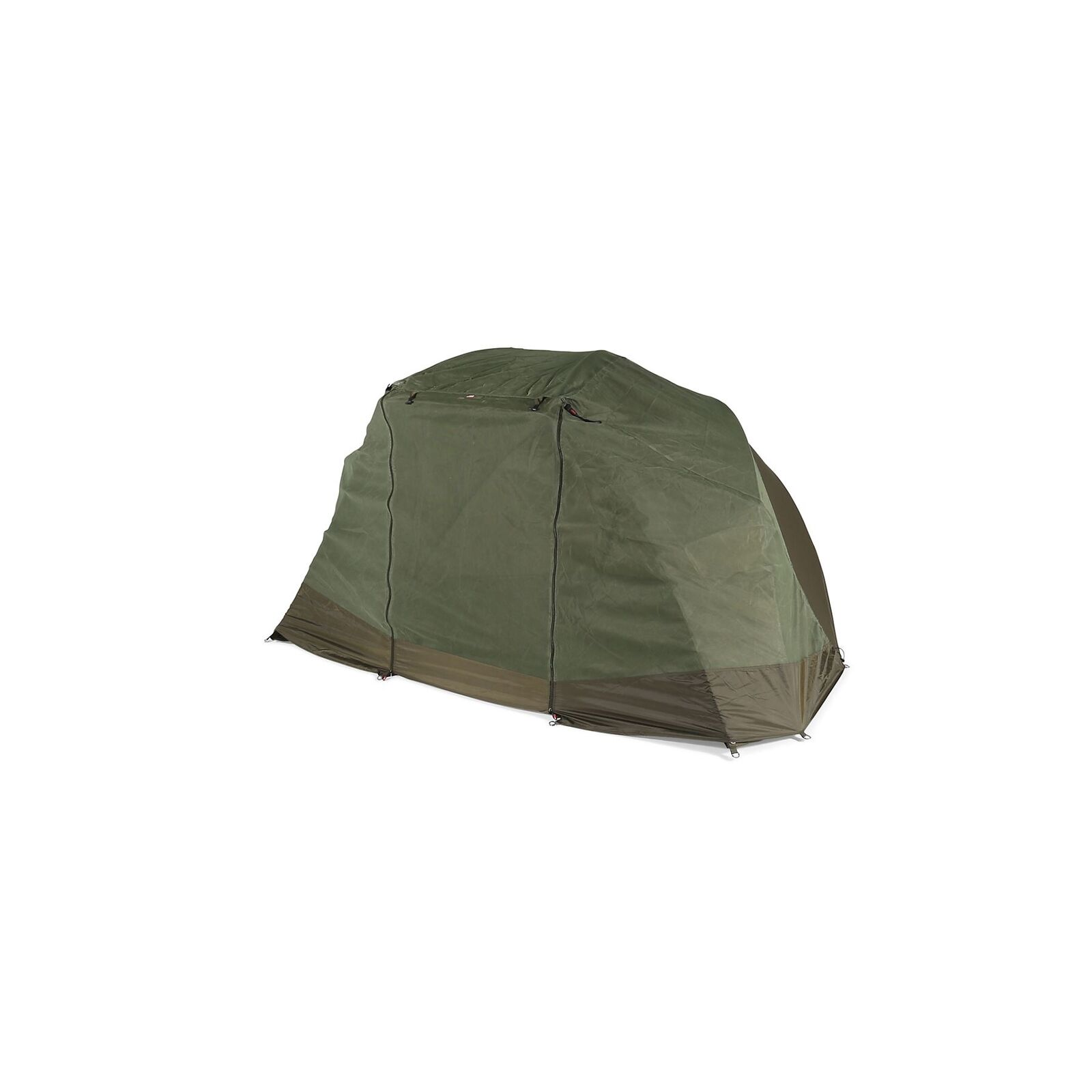 JRC Defender 60  Oval Brolly Multi-Fit Mozzi Front