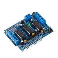 L293D Motor Drive Shield Expansion Board for Arduino Mega UNO Duemilanove