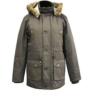 Homme hiver chaud Trendy Manteau Rembourré BUBBLE veste outwear pardessus à Capuche Parka