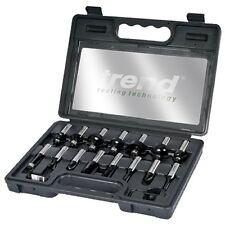 TREND 15 Piece Router Cutter Bit Starter Kit SET/SS9X1/2TC Wood Fits Festool