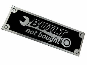 SF-AU-Total-15-Aluminium-Badge-Etched-Plate-For-Cars-amp-Bikes