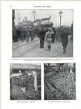 WW1 a bordo della BUELL-tréville e Himalaya