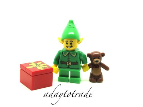 LEGO Collectable Mini Figure Series 11 Holiday Elf 71002-7 COL169 R638