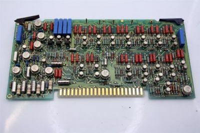 Test, Measurement & Inspection Analyzers & Data Acquisition Lovely Hp Agilent 8569b Spectrum Analayzer Freq Control Board Card 8569-60066 Consumers First