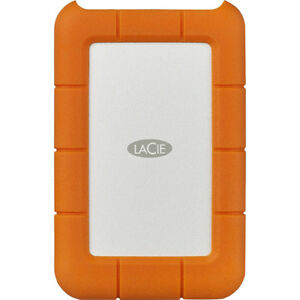 LaCie 2tb 堅固的 USB-c 和 usb 3.0 外部硬盤-stfr 2000800