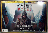 Assassin's Creed Rogue 12''x16'' Gamers Framed Posters Advertising Urban Art