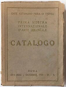 Futurismo-Tripoli-Roma-Ia-Mostra-Int-Arte-Coloniale-1931-Marinetti-Balla-Depero