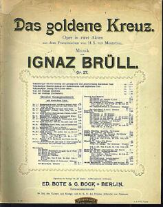 Ignaz-Bruell-034-Lied-des-Bombardon-034-uebergrosse-Noten-ALT