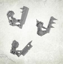 Ork War2 Klingen Arme Occ Mechanical Blade Arms (6) Bitz Kromlech KRCB156