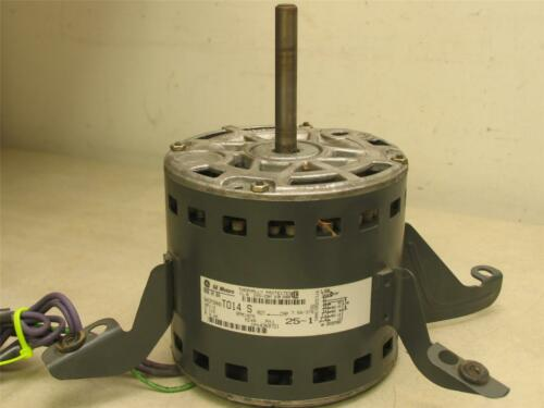 GE Motors 5KCP39NGT014S Blower Motor 1/2HP 115V 1075RPM 1PH CPN 43K8701