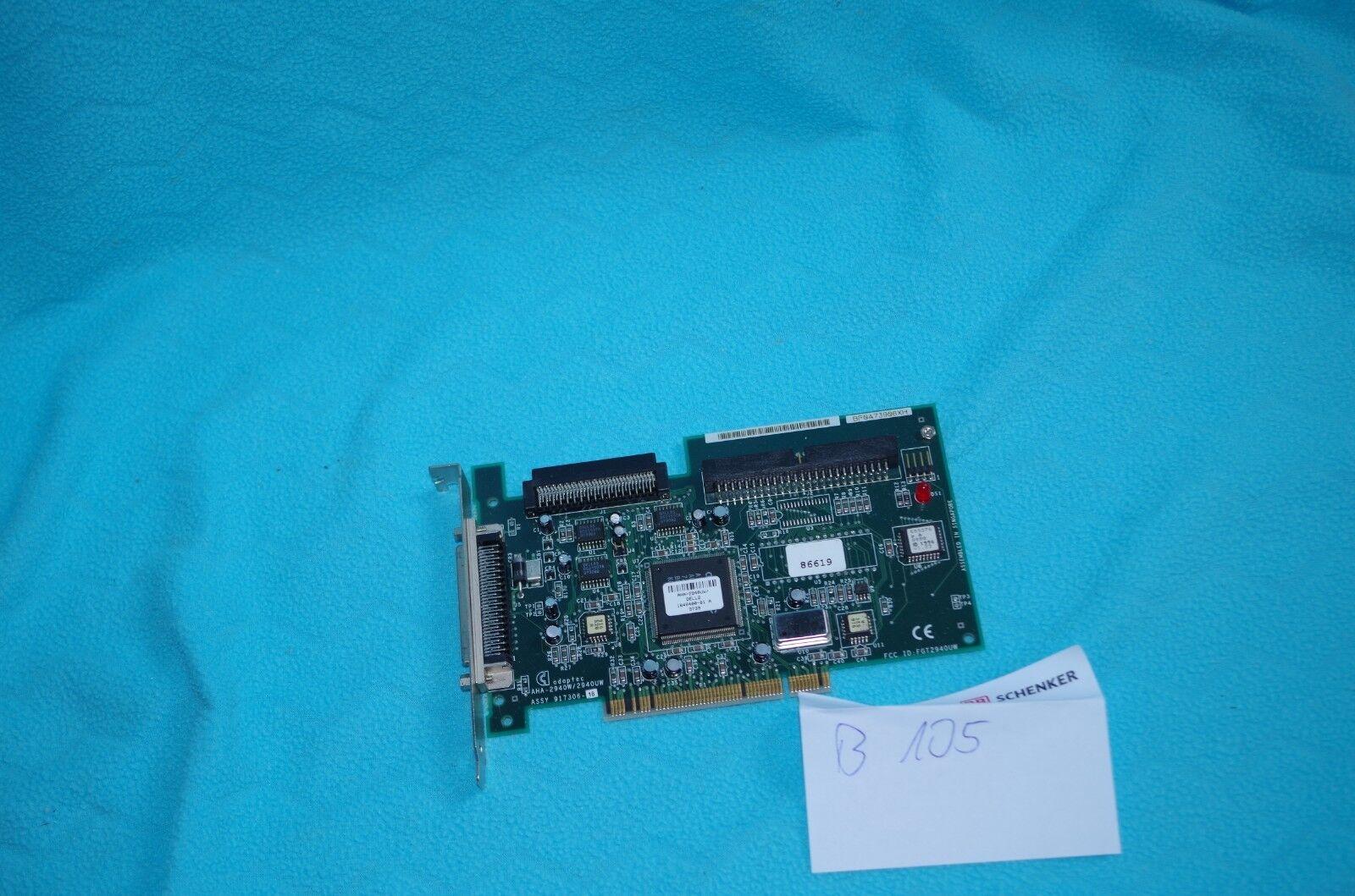 Adaptec SCSI card AHA