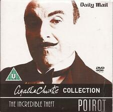 Agatha Christie's Poirot - THE INCREDIBLE THEFT - DVD