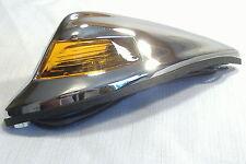 """Cozy Sidecar Amber Fender Marker Light 7"""" Motorvation Inder, Velorex, Motorcycle"""