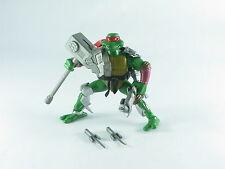 Teenage Mutant Ninja Turtles TMNT Robo Hunter Raphael 2003 Playmates