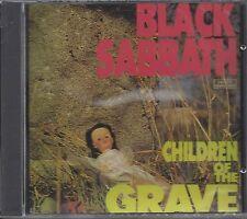 "BLACK SABBATH  ""Children Of The Grave""  NEW SEALED ROCK CD"
