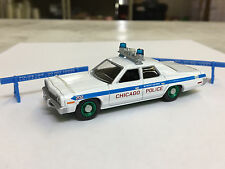 Greenlight 1/64 GREEN MACHINE Chicago Police Dodge Monaco The Blues Brothers