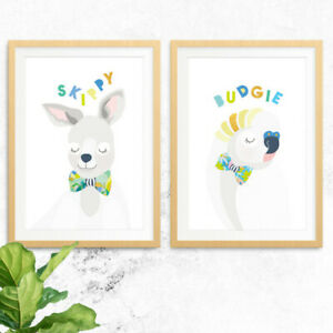 NEW-Wildlife-Prints-2-Pack-by-Luca-Rose-Designs