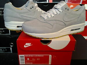 online retailer 96df6 36faf ... Image is loading Nike-Air-Max-1-Leather-Premium-LTR ...