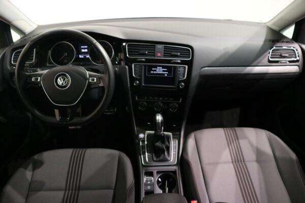 VW Golf VII 1,6 TDi 110 Allstar Variant DSG BM - billede 4