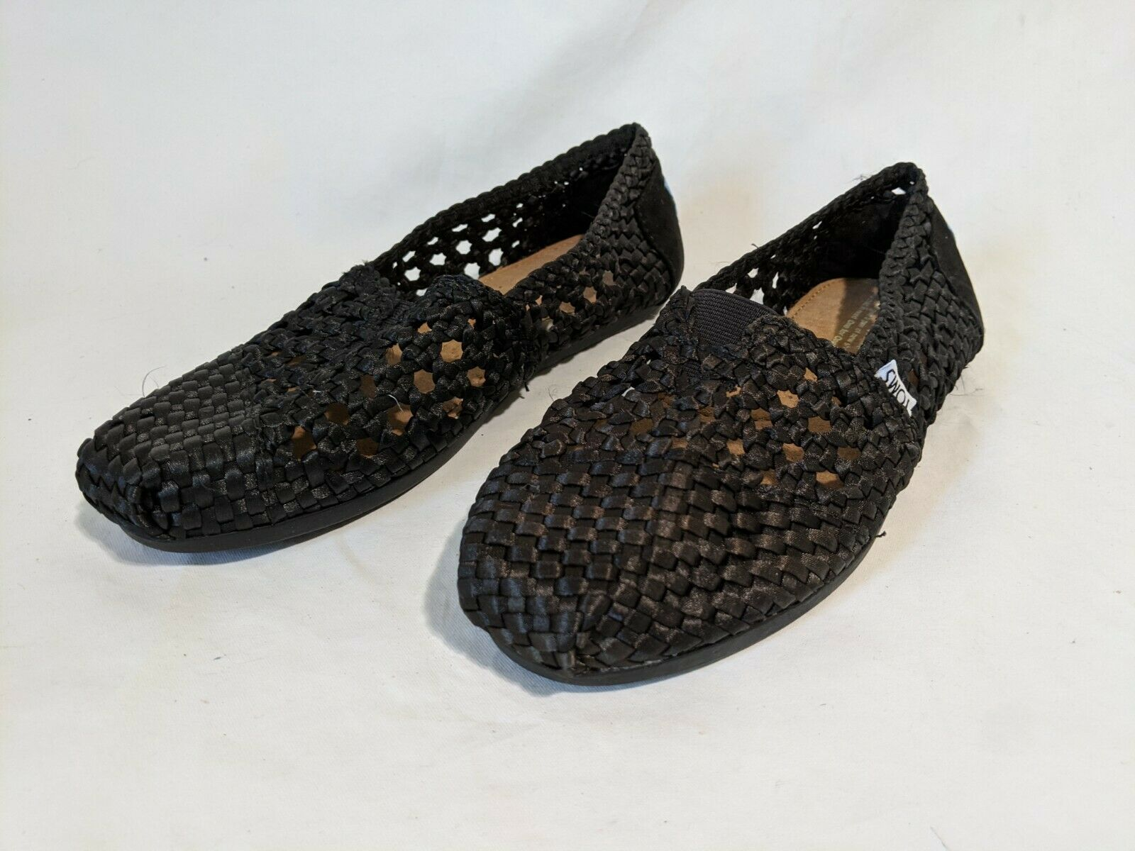 Toms Classics Pewter Party Glitter