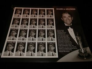 Gregory-Peck-Legends-of-Hollywood-Sheet-of-20-Forever-Stamps-Scott-4526