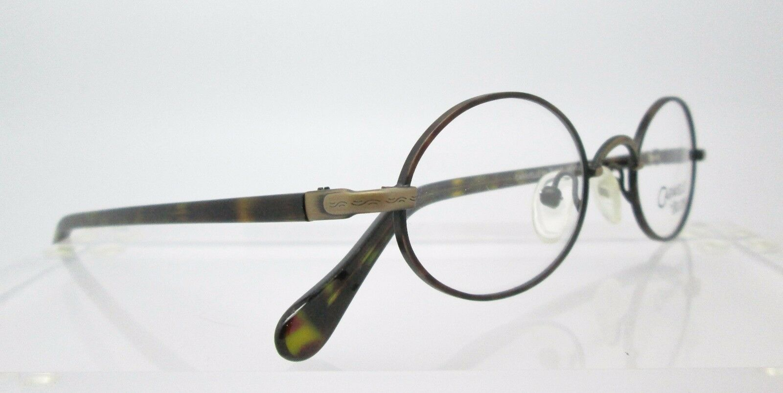 Caravelle by Bulova Manchester Demi Mens Womens Glasses Eyeglass ...