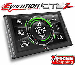 Image is loading Edge-Evolution-CTS2-85450-Tuner-Programmer-for-FORD-