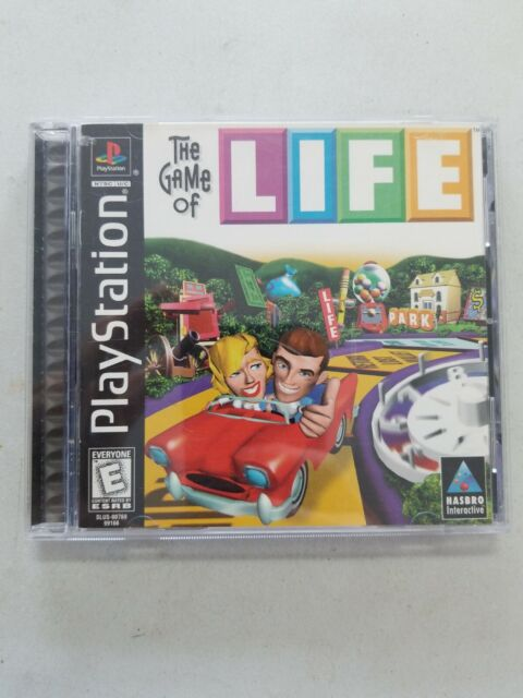 Game Of Life Sony Playstation 1 1998 For Sale Online Ebay