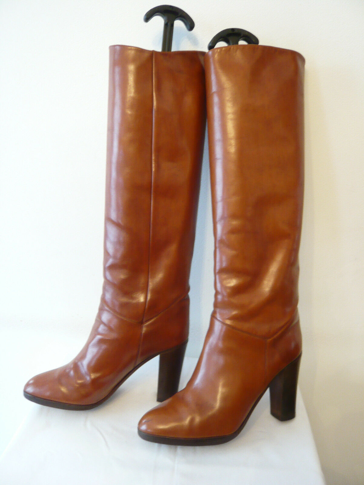 Bottes  Vintage 1982   or   - - -  MANFIELD par KELIAN  -- T.37,5 c36538