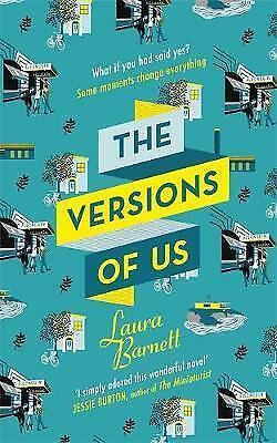 1 of 1 - The Versions of Us: The Number One bestseller by Laura Barnett (Hardback, 2015)