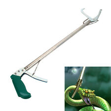 Compact Helpful Aluminum Alloy Snake Catcher Stick Tong