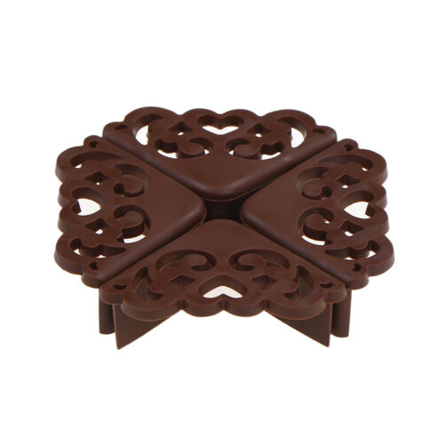 LX/_ 4Pcs Vintage Corner Protector Table Desk Cushion Edge Guard Baby Safety To