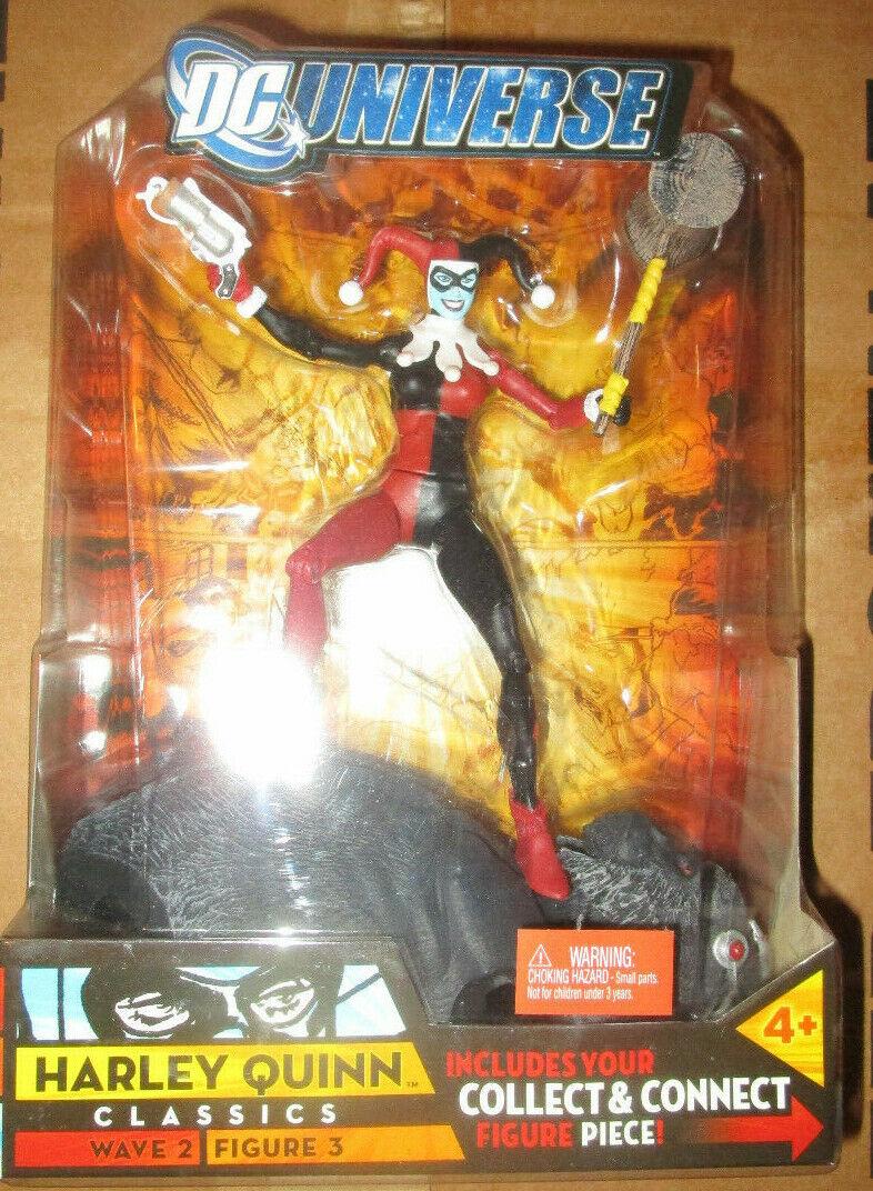 DC universo clásicos Harley Quinn Figura 3 Onda 2 Gorilla Grodd Baf