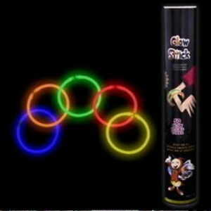 Image Is Loading 50 Pcs 8 034 Glow Bracelet Neon Light