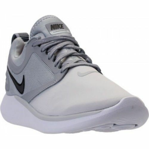 NIB-Nike Lunarsolo Pure Platinum Men's Running Shoes Sz. 12 The latest discount shoes for men and women