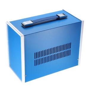 Various Sizes Electronic Metal DIY Power Junction Box Enclosure Project Case