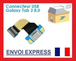 For Samsung Galaxy Tab 3 8 0 T310 T311 Flex Cable With Charger Usb Charging Ebay