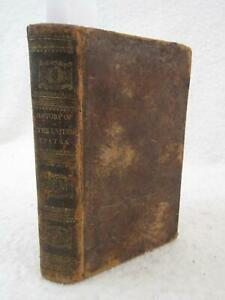 Rev. Charles A. Goodrich A HISTORY OF THE UNITED STATES OF AMERICA 1824 3rdEd