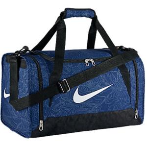 dcb2e572edf9 NWT Nike Brasilia 6 Small Graphic Duffel Gym Bag Grip BA5116 Various ...