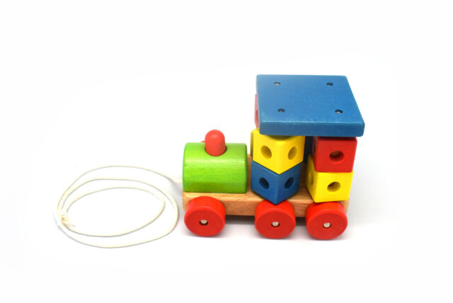 PULL-A-L SPIN BLOCK ENGINE