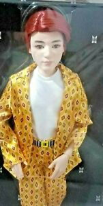 BTS-Jungkook-Mattel-Barbie-Doll-K-pop-Idol-Figure