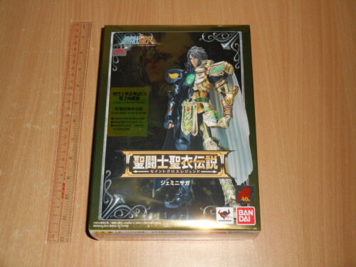 Bandai Saint Seiya Cloth Myth Legend of Sanctuary Gemini Saga Movie Figure