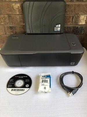 HP Deskjet 1000 Inkjet Portable Printer J110 Series Ink ...