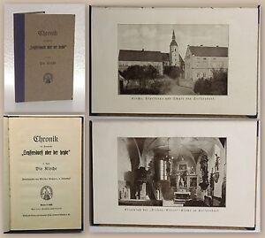 Buchholz-Chronik-der-Gemeinde-Seiffersdorf-Heyde-um-1920-Sachsen-Geschichte-xz