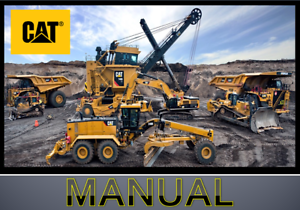 Details about Caterpillar C9 3 ENGINE - MACHINE WDB Service And Repair  Manual on CD